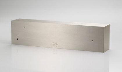 305mm X 75mm X 50mm Ultrasonic Calibration Blocks Iow For