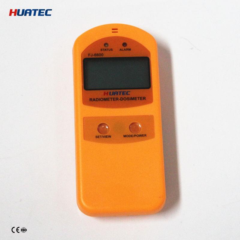 Radiation Measurement Instruments : Portable β and γ radiation measuring instrument radiometer